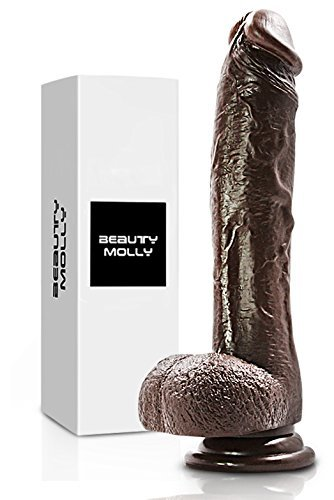 Beauty Molly Superior 8 Inch Realistic Dildo With Suction Cup anal sex toys