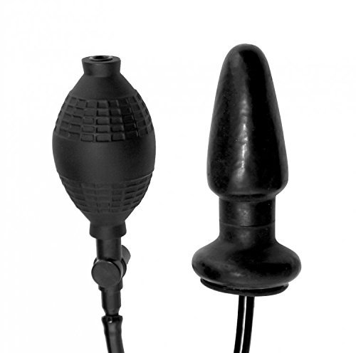 Master Series Expand Inflatable Butt Plug