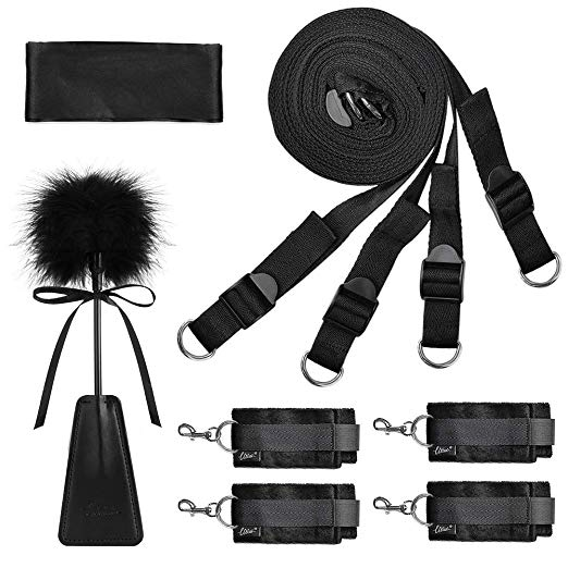 Restraint Bondage Collection Blindfold Included